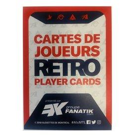AlsFC CARTES DE JOUEURS RETRO