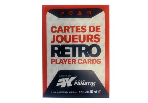 AlsFC RETRO PLAYER CARDS