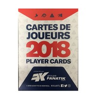 2018 PLAYER CARDS
