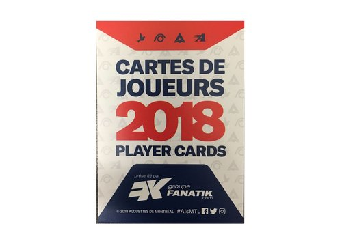AlsFC 2018 PLAYER CARDS