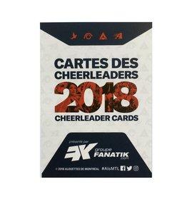 AlsFC CHEERLEADER CARDS 2018