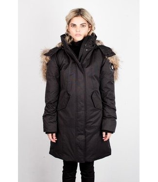Toboggan Manteau d'hiver Femme Vanessa Fur | Vanessa Fur Woman Winter Coat