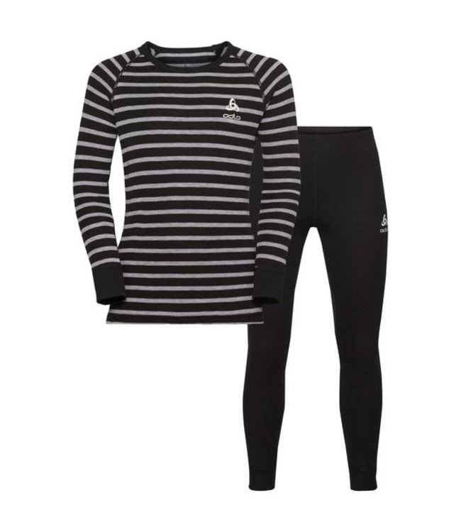 Odlo Warm Active Junior Set base layer
