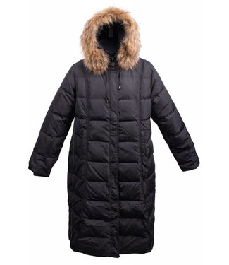 Flash Geo Lara Fur 69610R (Ankle length) Winter Coat