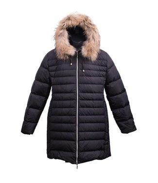 Up & Down Ella 66862 Down Fur Coat