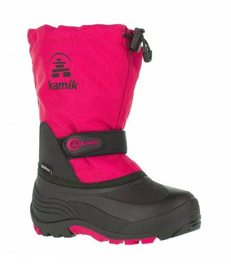 Kamik Winter Boots Waterbug5 Girls Rose