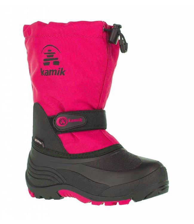 Kamik Bootes d'hiver Waterbug5 Fille Rose | Winter Boots Waterbug5 Girls Rose