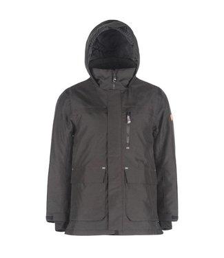 Jupa Manteau d'hiver Homme  Alexis Ski Black | Alexis Ski Man Jacket Black
