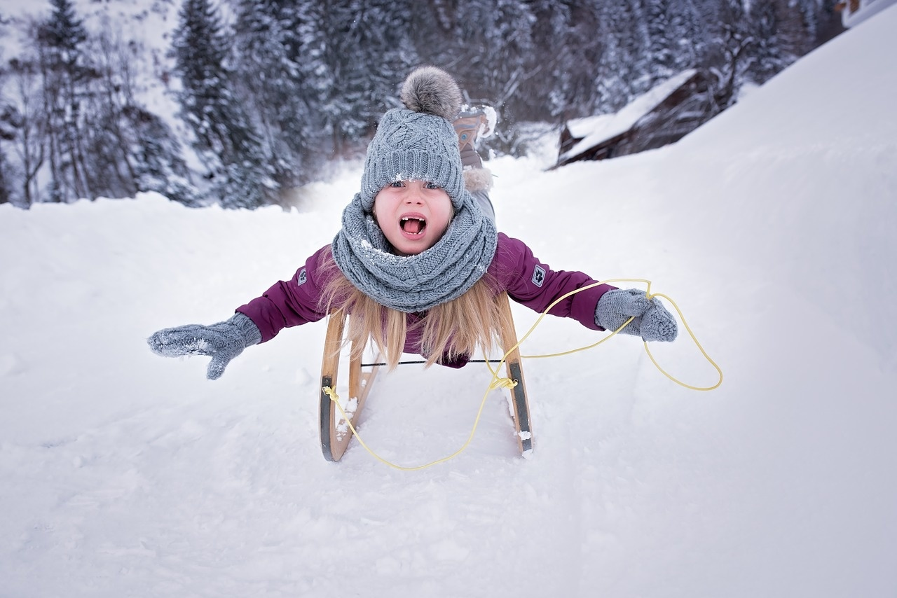 DO YOU DREAD SNOWSUIT SHOPPING WITH YOUR CHILD ?
