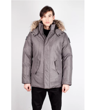Toboggan Manteau d'hiver Homme Nicky Mid-Length Down | Nicky Mid-Length Down Man Winter Jacket