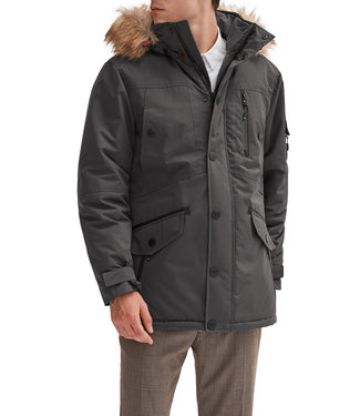 Noize Manteau d'hiver Homme Jacob | Jacob  Winter Parka Men