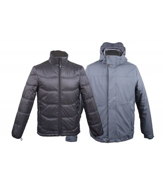 Chlorophylle Manteau d'hiver Homme Bobby 3 In 1 | Bobby 3 In 1 Man Winter Jacket