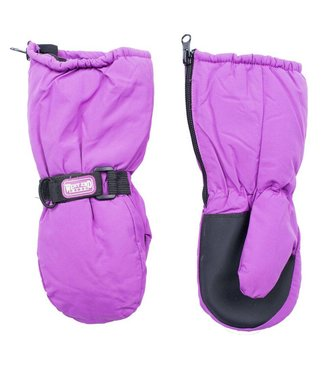 Calikids Long Zip Mitts Fille