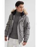 Noize Manteau d'hiver Homme Dan Bomber   Dan Bomber Man Winter Jacket