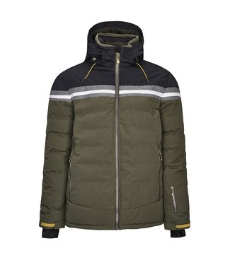 Killtec Manteau d'hiver Homme Vigru Functional Puff | Vigru Functional Puff Man Winter Jacket