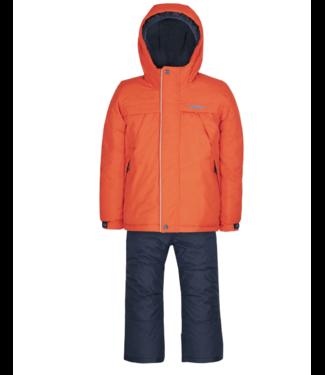 Gusti Ensemble de neige GWB5703 Orange | Snowsuit GWB5703 Orange