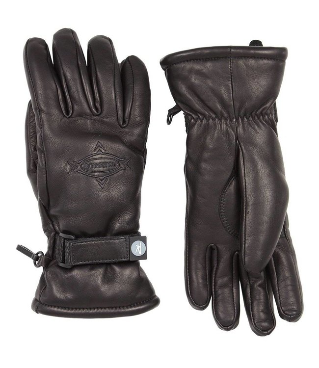 Rossignol Men Leather Butter Gloves
