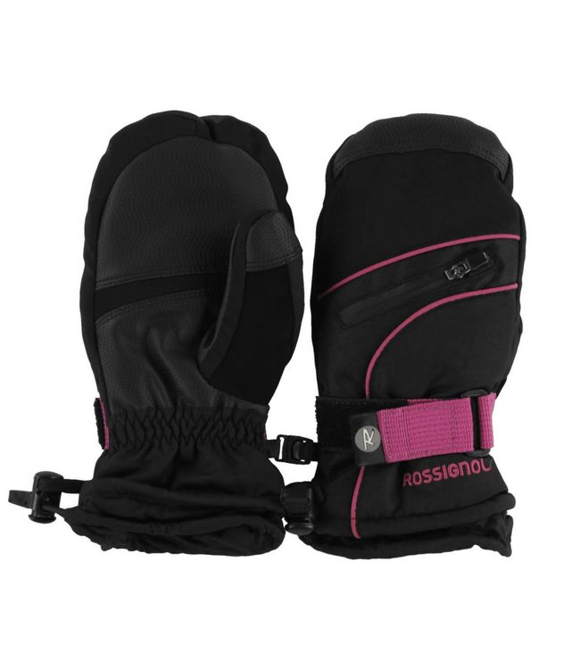 Rossignol Junior Pink Trend Mitts