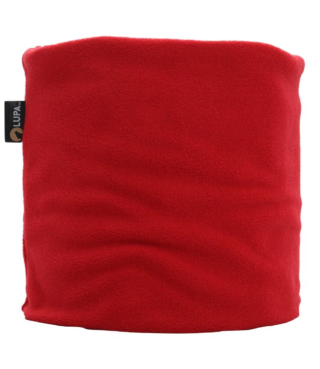 Lupa Cache-cou Enfant Red | Neckwarmer Kid Red