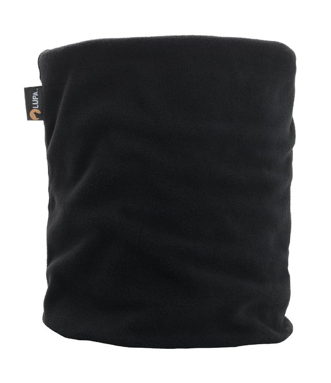 Lupa Cache-cou Adulte Black | Neckwarmer Adult Black