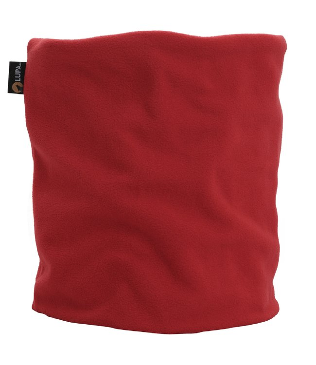 Lupa Neckwarmer Adult Red