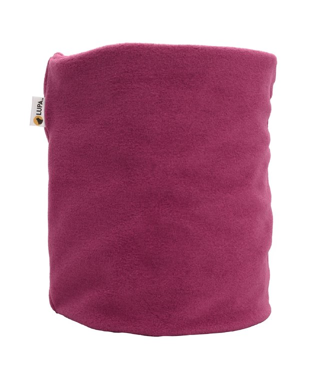 Lupa Cache-cou Adulte Berry  | Neckwarmer Adult Berry