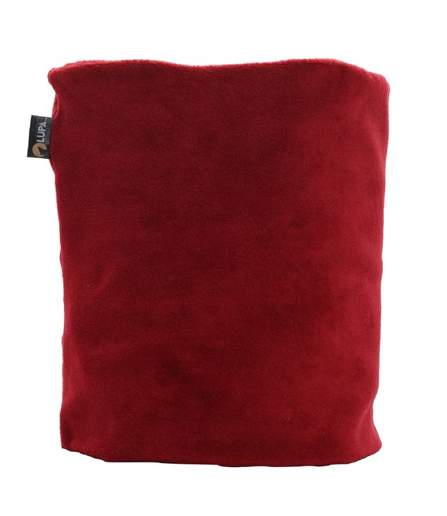 Lupa Neckwarmer Adult Burgundy