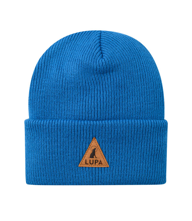 Lupa Canadian-made Retro Tuque Royal Blue