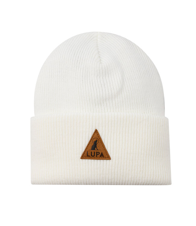Lupa Canadian-made Retro Beanie Snow