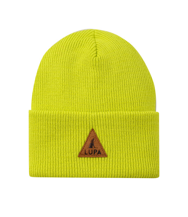 Lupa Canadian-made Retro Tuque Canary