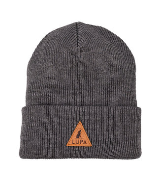 Lupa Canadian-made Retro Tuque Smoke
