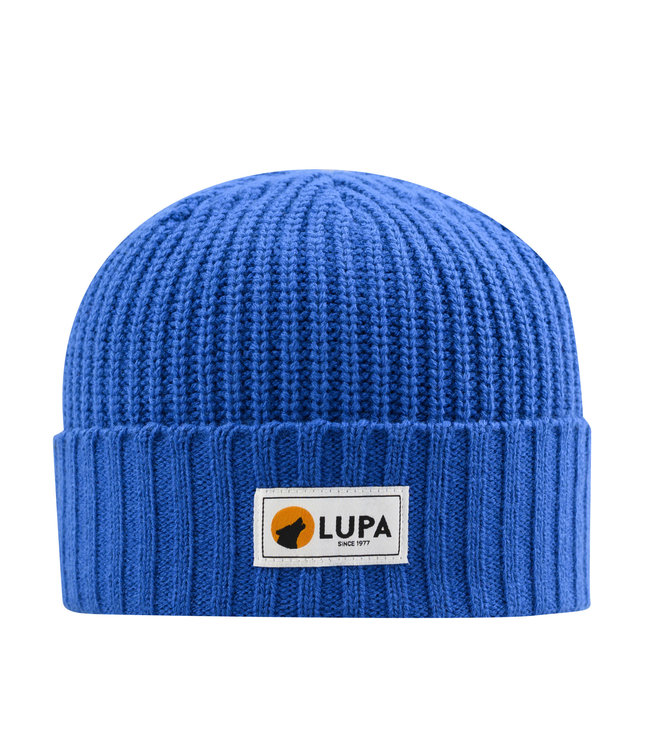 Lupa Tuque Enfant Froid Extreme Royal | Canadian-made Kids Extreme Cold Beanie Royal