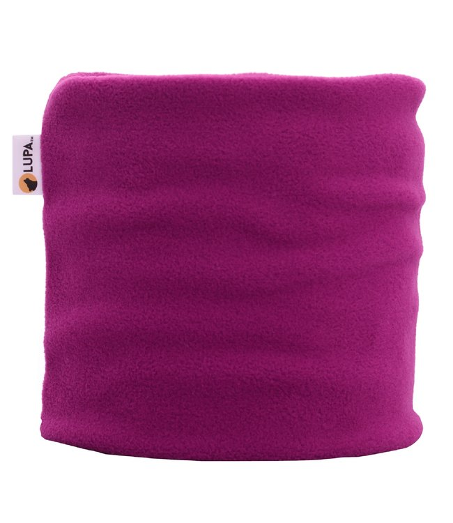 Lupa Neckwarmer Kid Fuschia