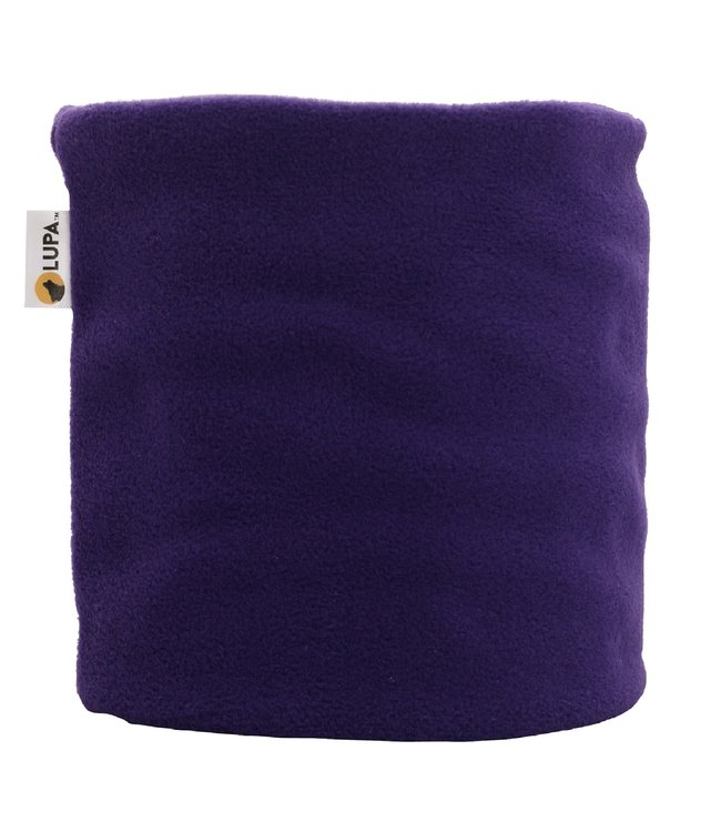 Lupa Cache-cou Enfant Dk Purple| Neckwarmer Kid Dk Purple