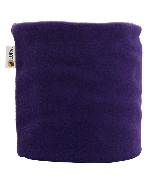 Lupa Neckwarmer Kid Dk Purple