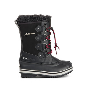 Acton Winter Boots Cortina Black 2020