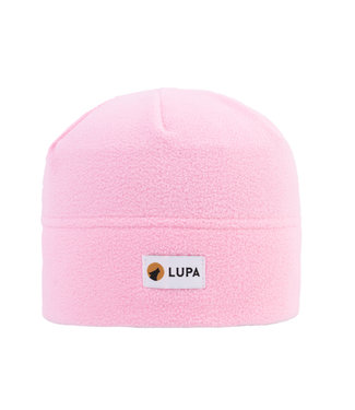 Lupa Multi-season Fleece Beanie Kid Pink