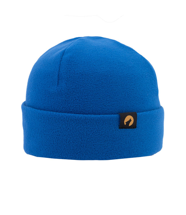 Lupa Heavyweight Fleece Beanie Kid Royal