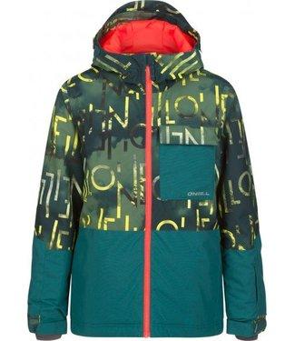 O'Neill Hubble Ski Suit Green