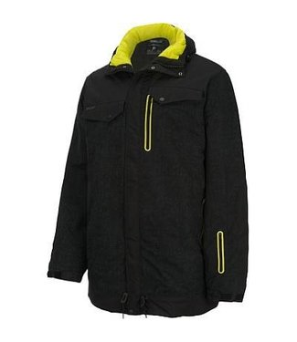 O'Neill Manteau d'hiver Homme Meteorite Ski | Meteorite Ski Man Winter Jacket