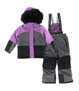 Arctic Snow-Point Zero Akutan Snowsuit
