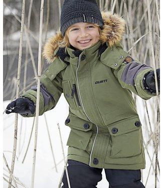Gusti Manteau d'hiver Enfant GWB7004 | Winter Parka GWB7004