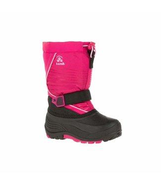 Kamik Bottes d'hiver Snowfall WP/Seam Sealed Girl   Winter Boots Snowfall WP/Seam Sealed Girl