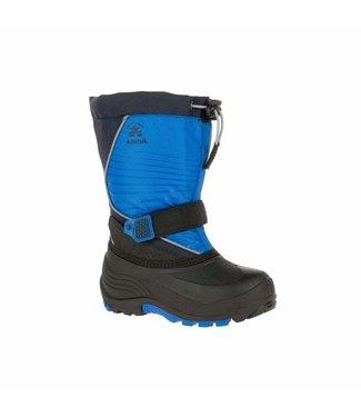 Kamik Bottes d'hiver Snowfall WP/Seam Sealed Boy | Winter Boots Snowfall WP/Seam Sealed Boy
