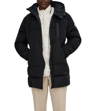Noize Manteau d'hiver Homme Dylan Long Quilted | Dylan Long Quilted Man Winter Parka