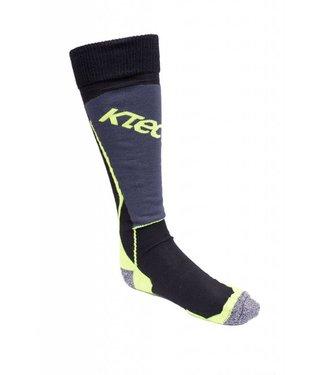 Ski Socks 2-Pk Merino