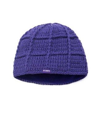 Barts Square Beanie Purple