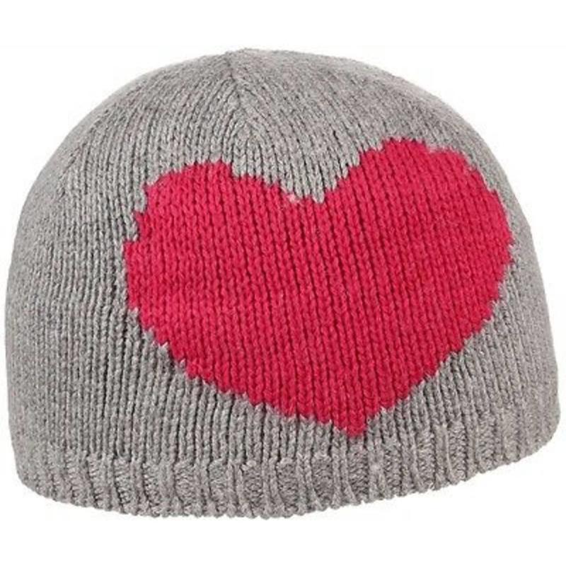 Heart Beanie (3-6x)