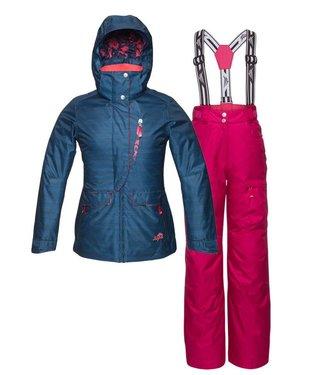 Jupa Ensemble de neige Adelina Ski | Adelina Ski Suit