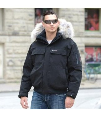 Misty Mountain Manteau d'hiver Homme Ninja Bomber | Ninja Bomber Man Winter coat